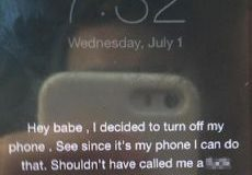 eski sevgili intikam, iphone intikam, sevgiliye verilen iphone