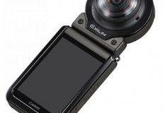 casio, 360 derece kamera, aksiyon kamerası, casio 360 derece kamera